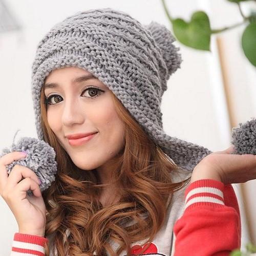 Модное вязание спицами: вязаная одежда спицами - фото идеи