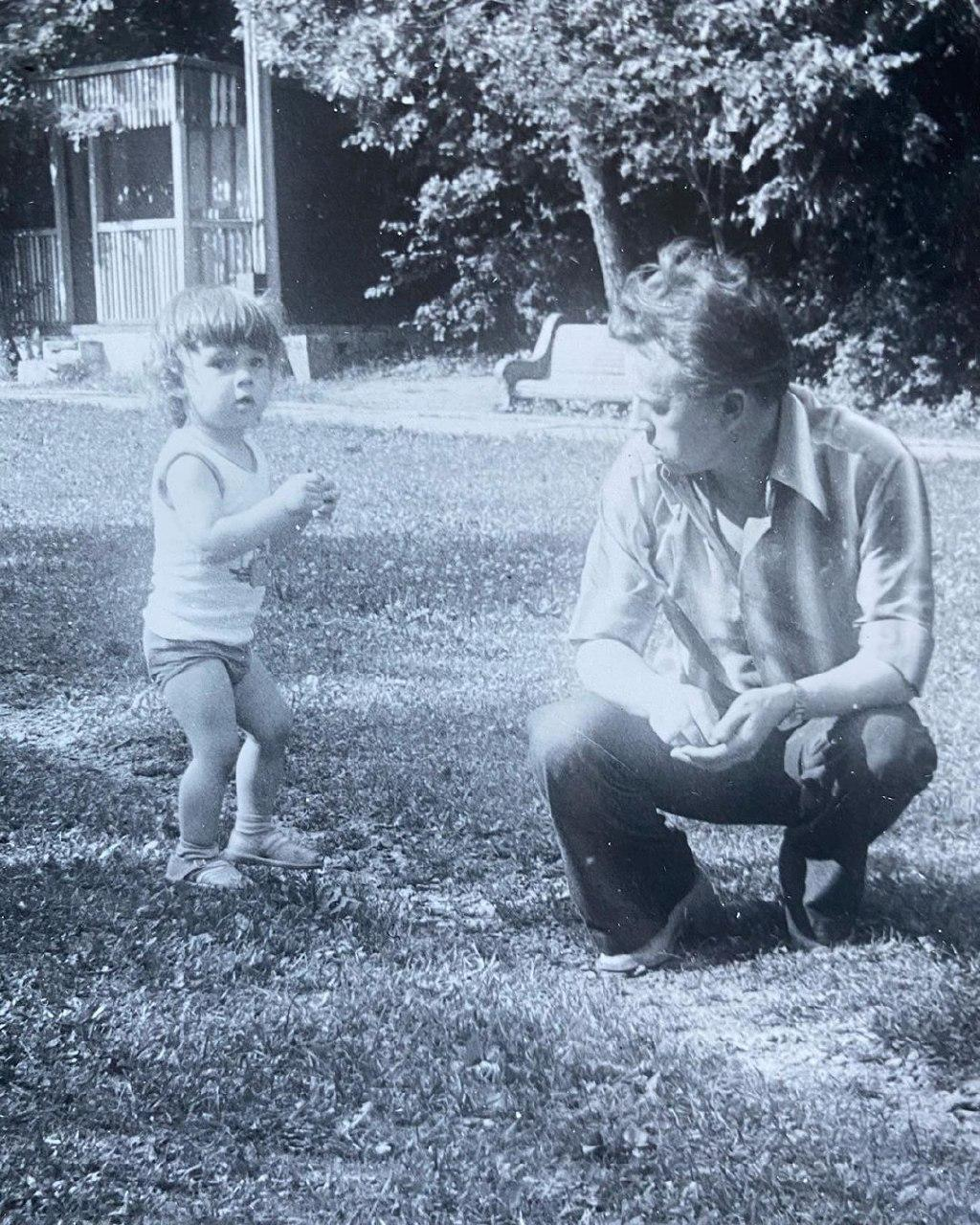 Максим Галкин с отцом Александром