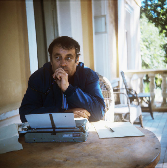 Эльдар Рязанов. / Фото: www.sputnik.tj