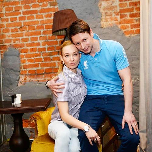 Панина и Жеребцов