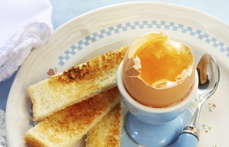 биотин в яйцах