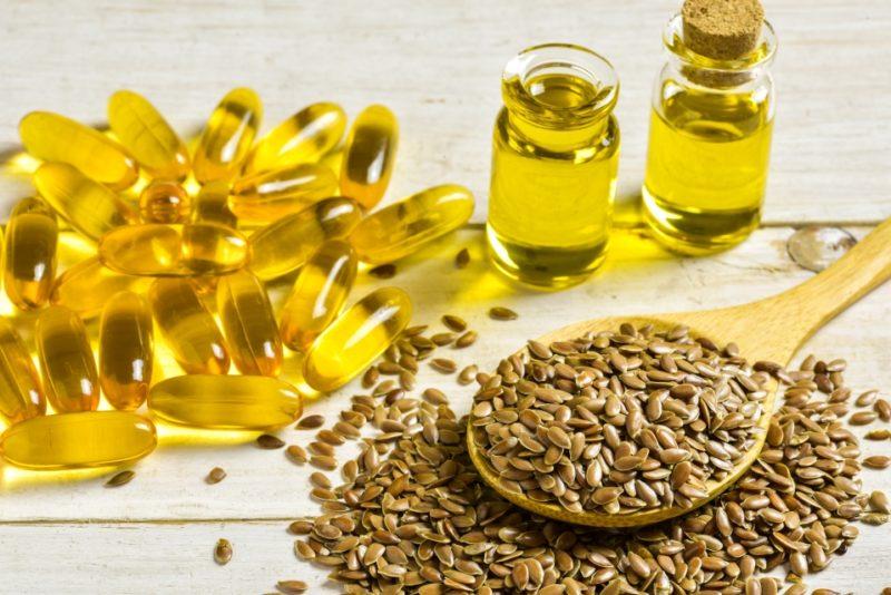 химический состав масла льна