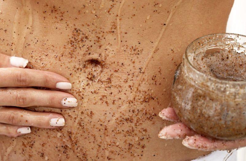 как подготовить кожу перед применением скраба