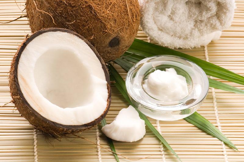 кокосовое масло изготовление