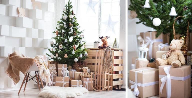 Красота-то какая! Дизайнер дала простые советы, как превратить свой дом в новогоднюю сказку