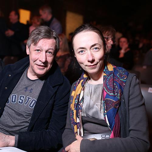 София Кругликова и Михаил Ефремов