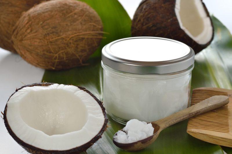 твердое кокосовое масло