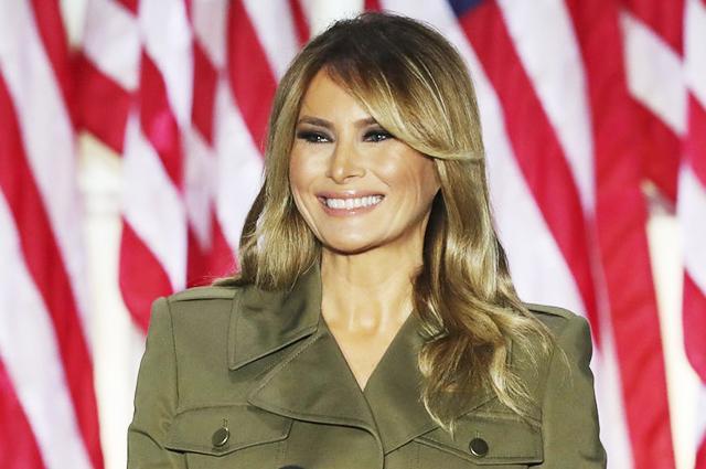 Мелания Трамп знает толк в пальто: 7 лучших осенних образов первой леди США