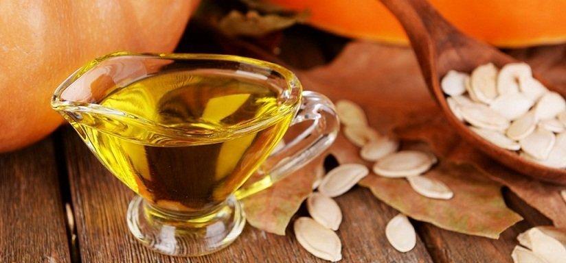полезные свойства масла тыквы