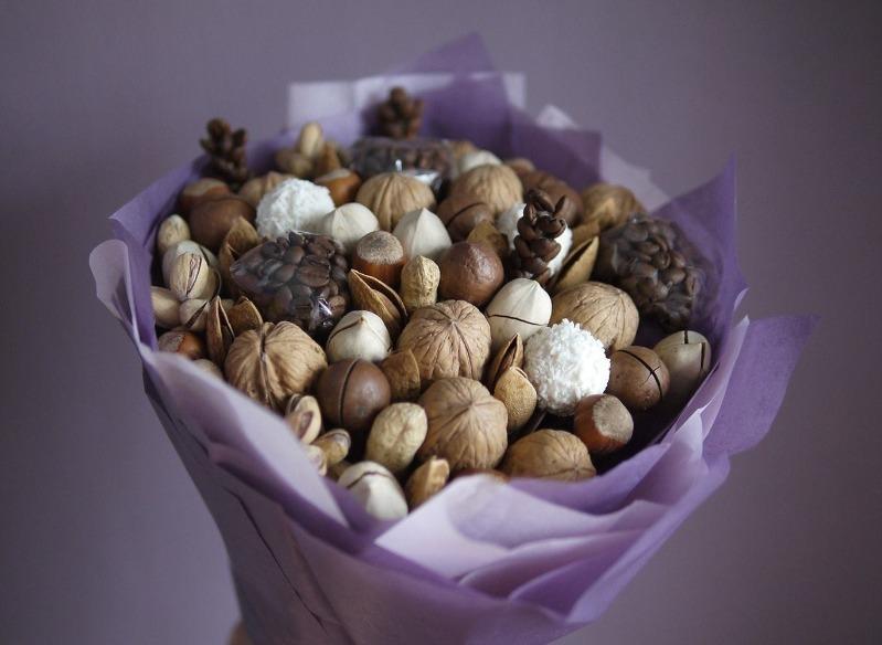 Сладкие орехи