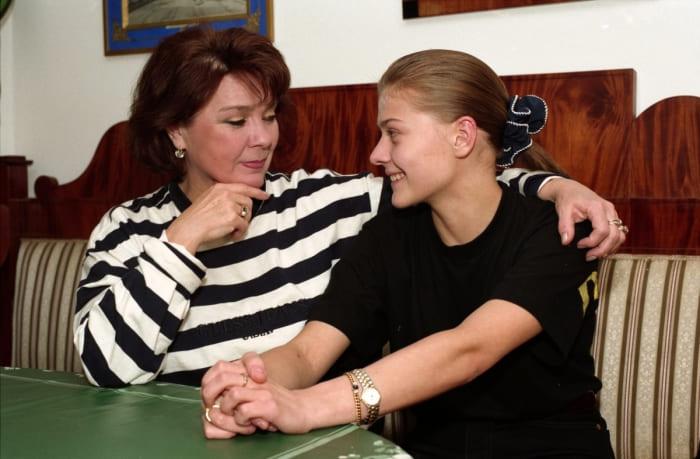 Актрисы Мария и Лариса Голубкины | Фото: uznayvse.ru