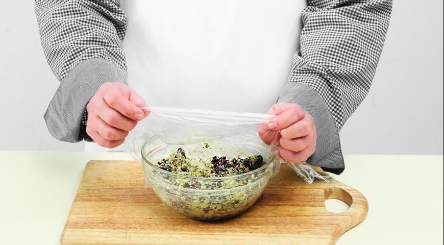 Фото приготовления рецепта: Лобио из красной фасоли, шаг №6