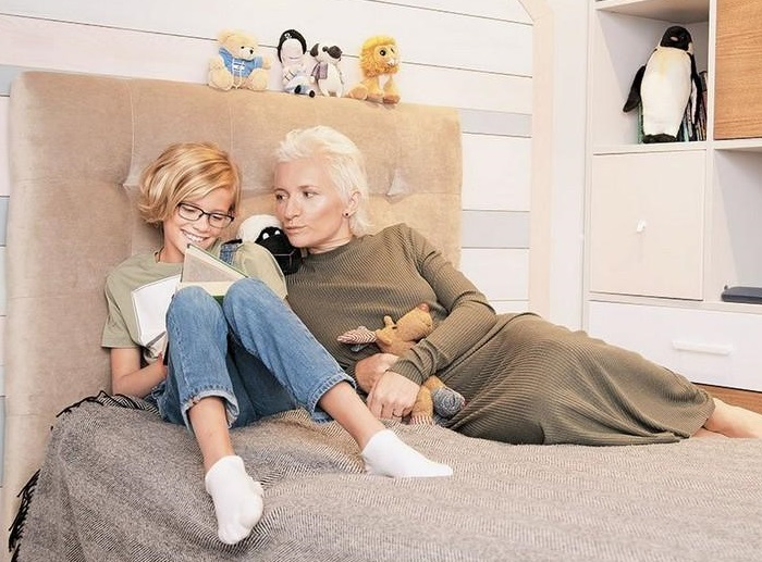 Детская комната Марты. | Фото: wday.ru.