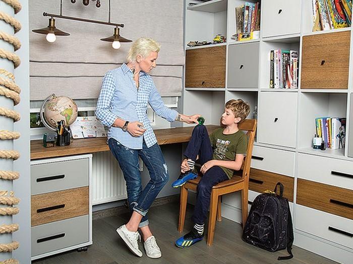 Детская комната Артема. | Фото: wday.ru.